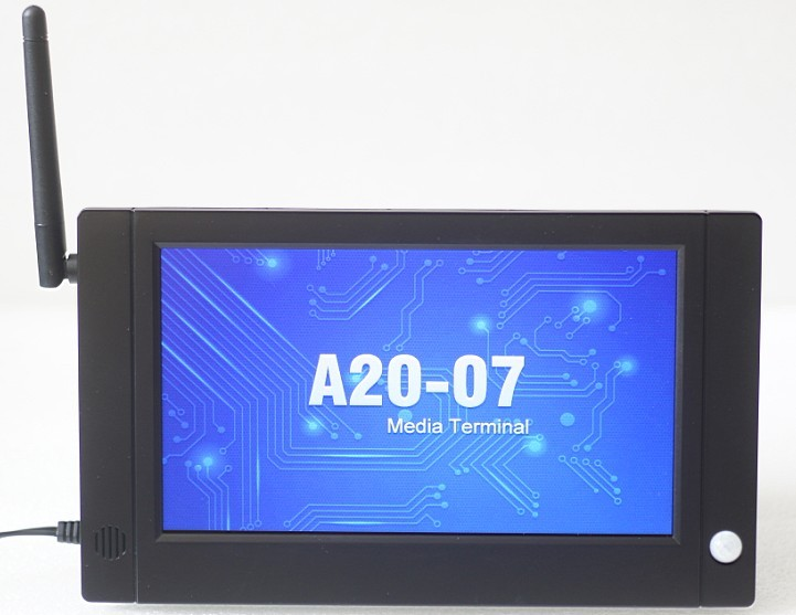 Network LCD Digital Signage